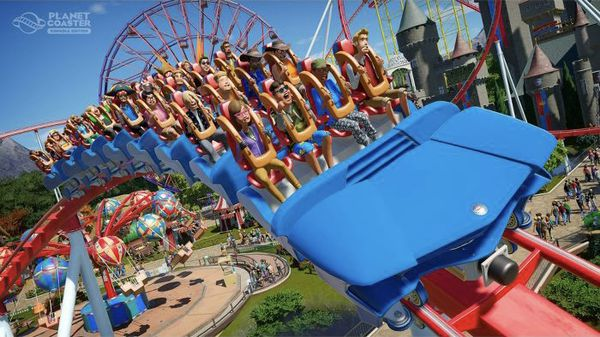 New Planet Coaster for PlayStation 5