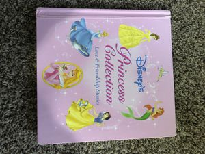 Disney princess collection book for Sale in Martinsburg, WV