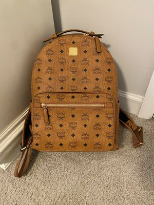 MCM book bag (Authentic with receipt) Negotiable for Sale in Bowie, MD