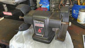 Craftsman bench grinder polish wheel for Sale in Lanoka Harbor, NJ