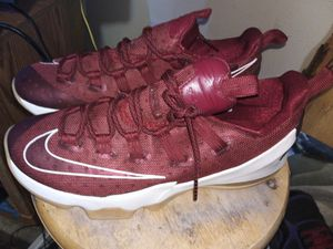 Nike LeBron James 13 new shoe size 10and a half for Sale in Salt Lake City, UT