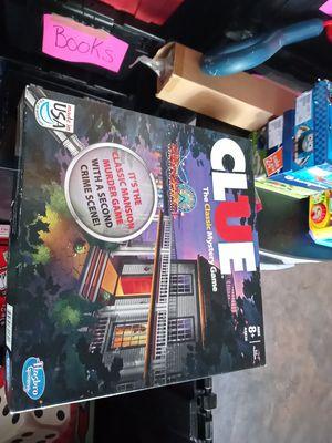 Clue board game for Sale in Stone Mountain, GA