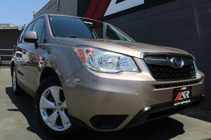 2015 Subaru Forester for Sale in Santa Ana, CA