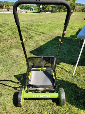 Manual lawnmower for Sale in Rochester, PA