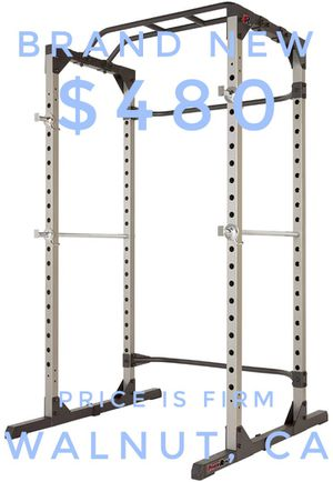Fitness Reality 810XLT Super Max Power Cage, gym equipment for Sale in Walnut, CA