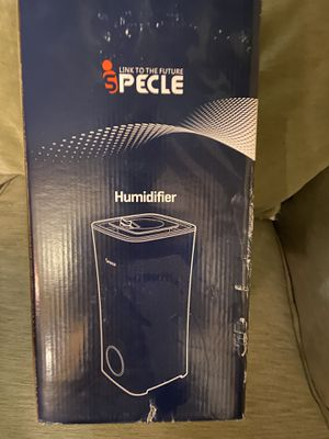 Specle Humidifier/ diffuser for Sale in Roseland, NJ