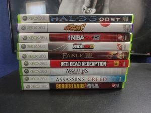 Xbox 360 games for Sale in San Antonio, TX