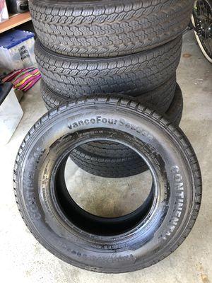 Tires 6 Sprinter van tires $200 for Sale in San Juan Capistrano, CA