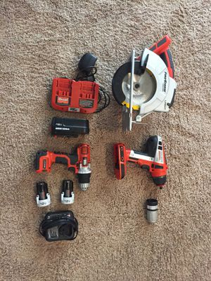 Black and Decker Set for Sale in Olympia, WA