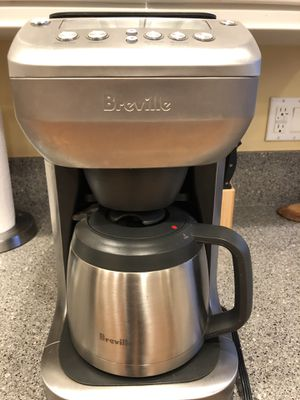 Braville coffee maker and render for Sale in Buellton, CA