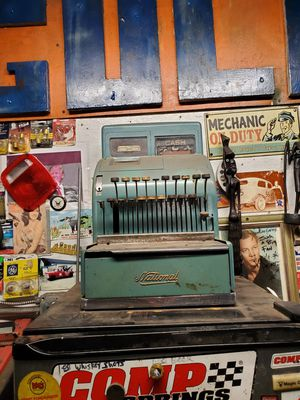 "1950's ""National Cash Register.Needs Resto for Sale in Deltona, FL"