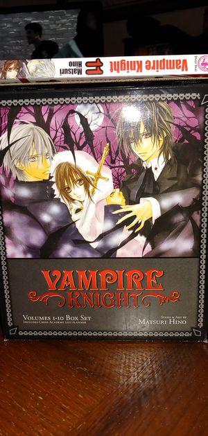 Vampire Knight Magna box set for Sale in Pacific, WA