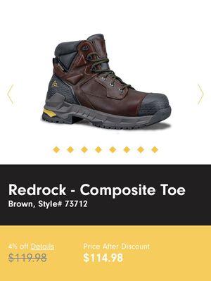 Steel toe Work boots for Sale in Manassas, VA