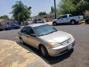 Honda civic 2001 stick shift for Sale in Los Angeles, CA
