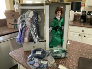 Miss Margaret's Voyage Doll by Paradise Galleries for Sale in Green Cove Springs, FL