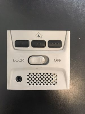 2008 ACURA TSX DOME LIGHT GARAGE DOOR OPENER OEM 39180-SEC-A51ZB for Sale in Sacramento, CA