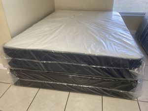 New Full Mattress Boxspring FREE DELIVERY for Sale in Tampa, FL