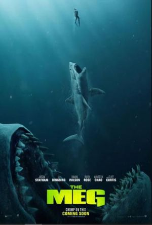 THE MEG (HDX MA) digital movie code. Instant delivery! Free Shipping! (DC4) for Sale in New York, NY