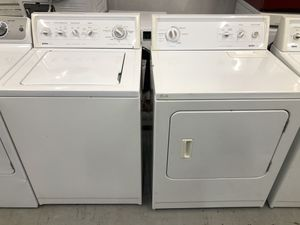 Regular set washer and dryer kenmore for Sale in Irving, TX
