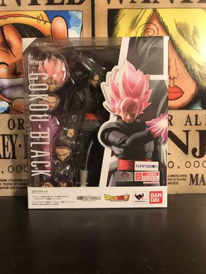 Goku Black SH Figure Arts for Sale in El Monte, CA