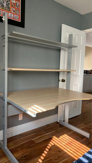 Desk (3 Levels) for Sale in Corona, CA