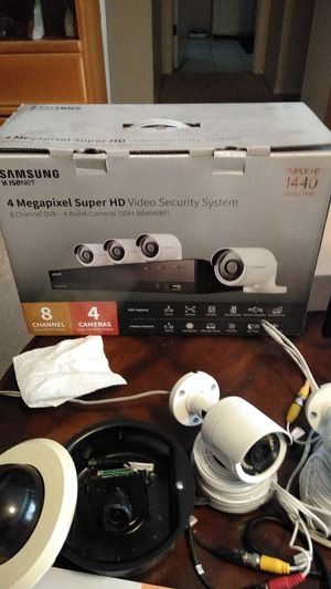 Security cameras for Sale in Port Richey, FL