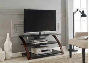 """Tv stand up to 55"""" with the mount for Sale in Raleigh, NC"""