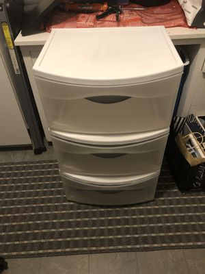 Sterilite drawers storage containers for Sale in Portland, OR