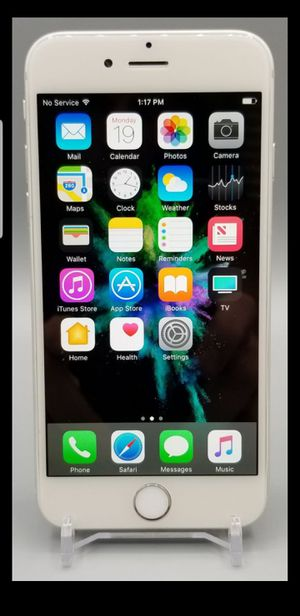 iPhone 6 • 32GB • AT&T + CRICKET for Sale in Fresno, CA