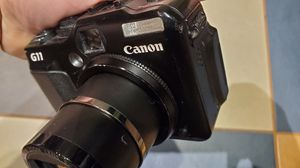 Canon G11...lens stuck open. Was a great camera for years. Good for parts! for Sale in Hartford, CT