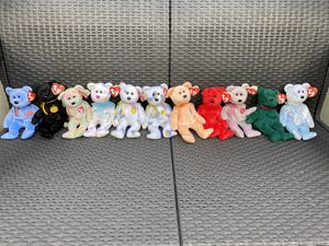Beanie Baby Bairs for Sale in Costa Mesa, CA