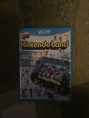 Brand New Nintendo Land Wii U for Sale in Winter Haven, FL