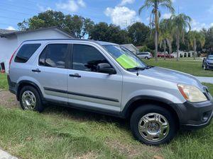 Honda CRV for sale for Sale in Palm Harbor, FL