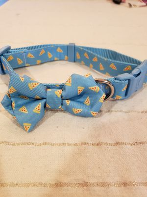 Bow tie dog collar M for Sale in Maitland, FL