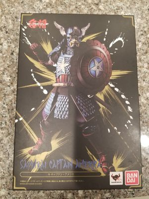 Bandai Samurai Captain America for Sale in Alameda, CA