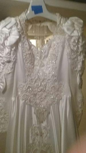 Vintage Moonlight Wedding Dress for Sale in Whitman, MA