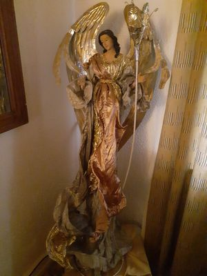 Two and a half foot tall Angel beautiful for your home for Sale in Fort Wayne, IN