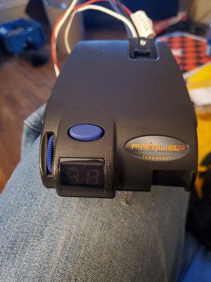 Tekonsha 90160 primus IQ electric brake controller for Sale in Elmira, NY