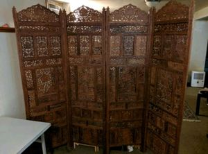REAL Wood Divider for Sale in Brockton, MA