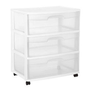 Sterilite 3 drawers $10 for Sale in Costa Mesa, CA