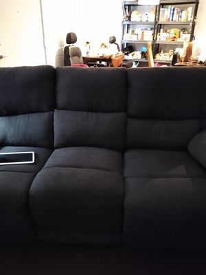 Sofa loveseat reclines on both ends for Sale in Phoenix, AZ