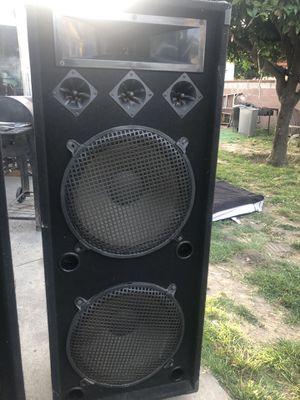 Dj speakers for Sale in East Compton, CA