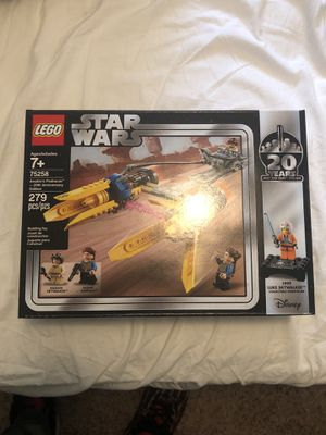 *NEW* LEGO Star Wars 20th Anniversary Luke Skywalker Pod-Racer for Sale in Lexington, SC