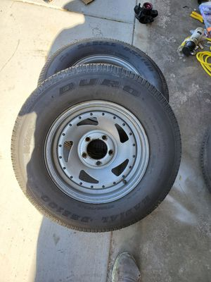 Trailer tires for Sale in Riverside, CA