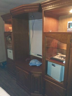 Big entertainment center for Sale in Mount Airy, NC