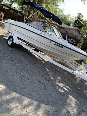 2006 Bayliner 175 boat for Sale in San Antonio, TX