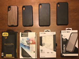 iPhone X/XS and iPhone XS Max cases for Sale in Scottsdale, AZ