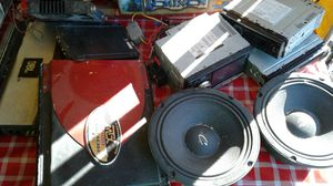 car audio for Sale in Renton, WA