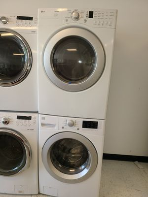 🔥🔥kenmore washer and LG electric dryer set in excellent conditions 90 days waranty 🔥🔥 for Sale in Washington, DC