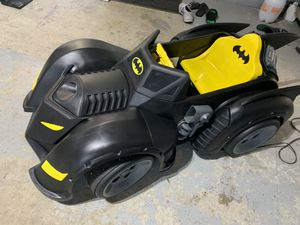 Batman 6volts ride on for toddler for Sale in San Diego, CA